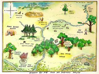 El bosque de los 100 Acres