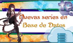 Nuevas series añadidas a la Base de Datos de TFA (14/10/2019 ~ 20/10/2019)