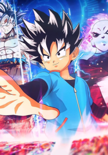 Super Dragon Ball Heroes: Big Bang Mission (Especial)